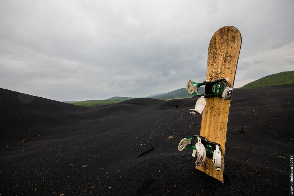 KATALOVO 4 — Black Sand (Шлакобординг в Карабаше)