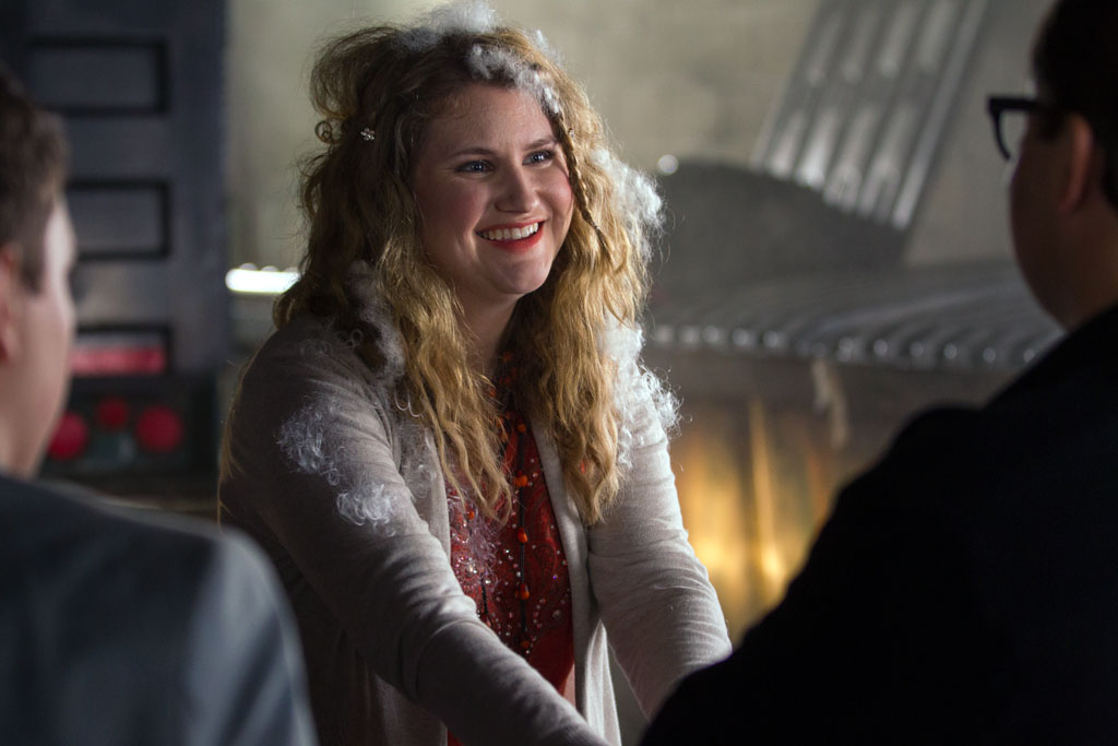 "Jillian Bell in Columbia Pictures' ""Goosebumps,"" starring Jack Black. - Goosebumps"