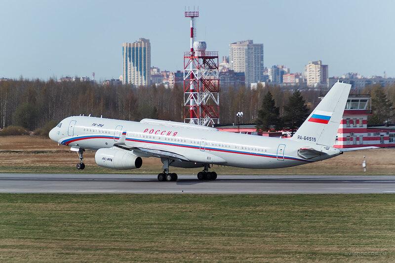 Туполев Ту-214СР (RA-64515) Россия D804300