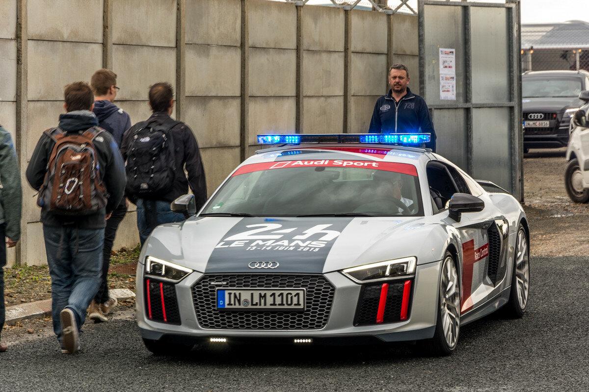 М машины безопасности - также Audi