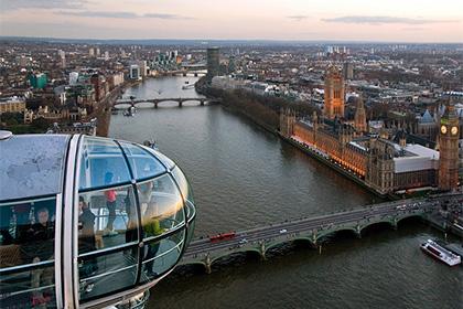 В первый раз за три года снизились цены на недвижимость в Лондоне