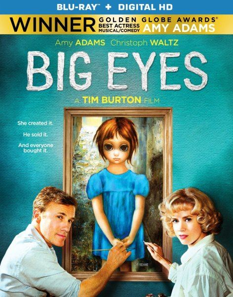 Большие глаза / Big Eyes (2014) BDRip 1080p/720p + HDRip + WEB-DL 1080p/720p +  WEB-DLRip