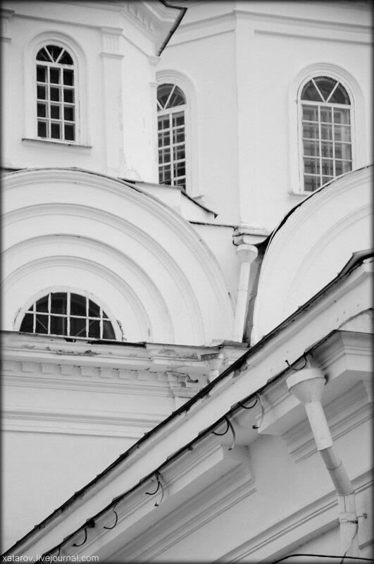 Михайло-Архангельский храм в Торжке