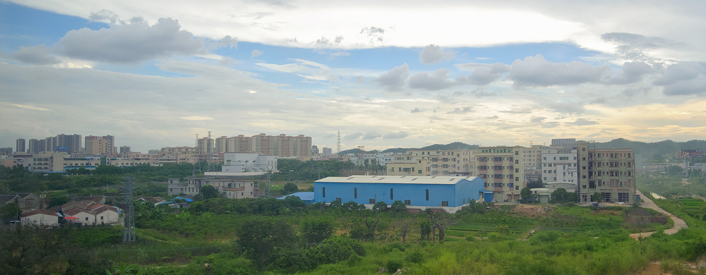 поезд Шеньчжень-Ханчжоу