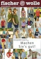 Журнал Fischer Wolle Fruhjahr №10658 2015