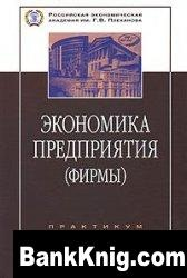 Экономика предприятия (фирмы). Практикум. .pdf + .doc 4Мб