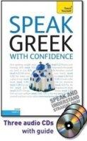 Аудиокнига Speak Greek with Confidence pdf, mp3 (mpeg audio, joint stereo, 128 кбит/сек, 2 канала, 44,1 кгц) / rar  170,8Мб