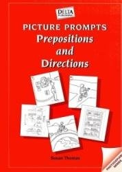 Picture Prompts: Prepositions and Directions