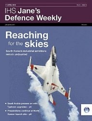 Jane's Defence Weekly №15 2012