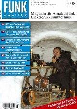 Журнал Funkamateur № 3 2008