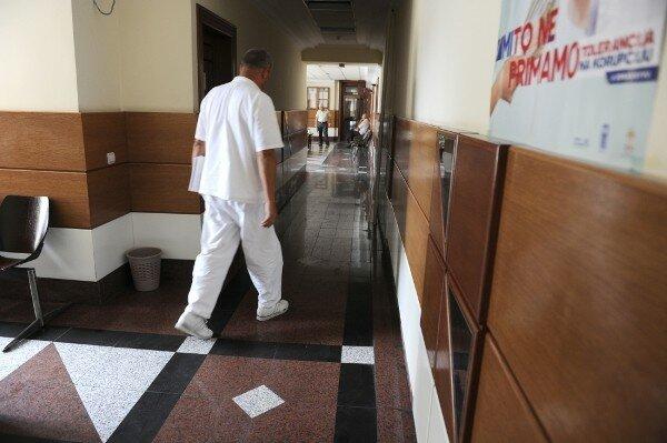Сербия, здравоохранение, коррупция