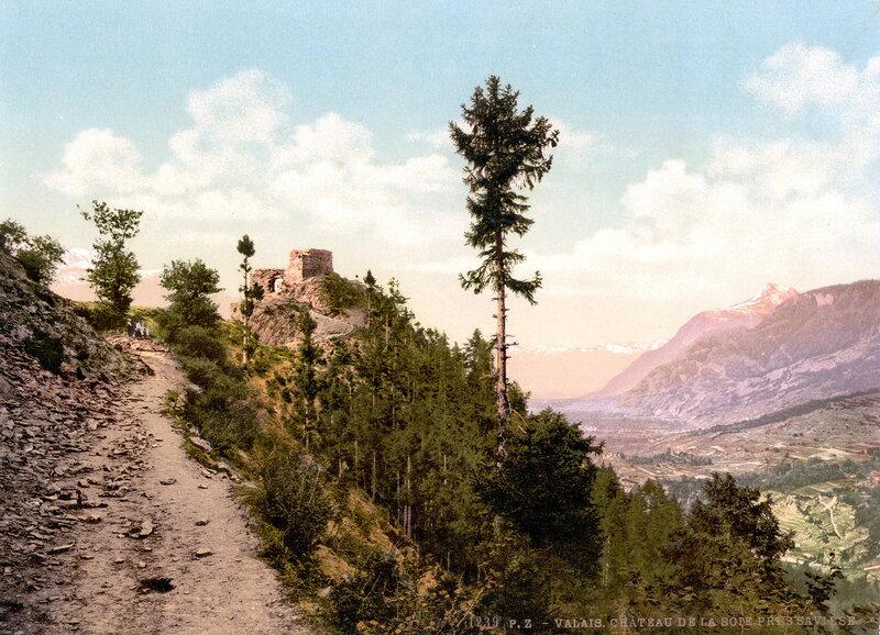 2. Шато де ла Суа около Савьез