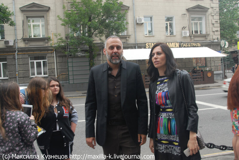 Стефано Лоренци и Сабина Ахмедова