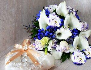 Невесты,букет невесты