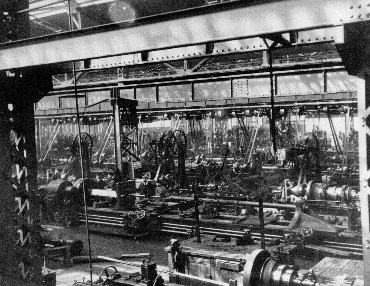 15. Внутренний вид пушечной мастерской завода