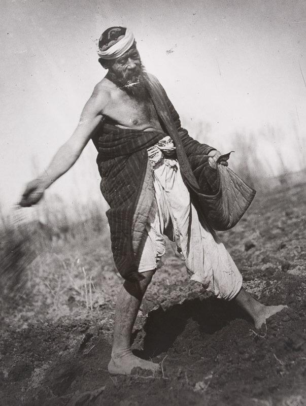 1926. Узбекистан. Сеятель