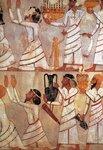 Роспись фиванской гробницы Собекхотепа.