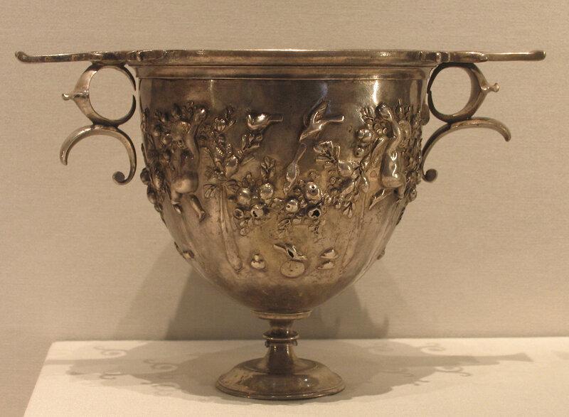 Римское серебро