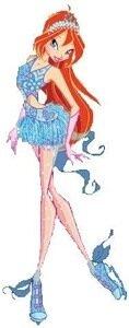 Картинки винкс +Мои рисунки аниме))+ игра одень девочку кошку