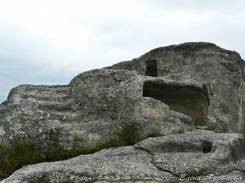 Эски-Кермен, южные ворота