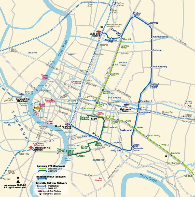 Green Line (BTS-Skytrain)