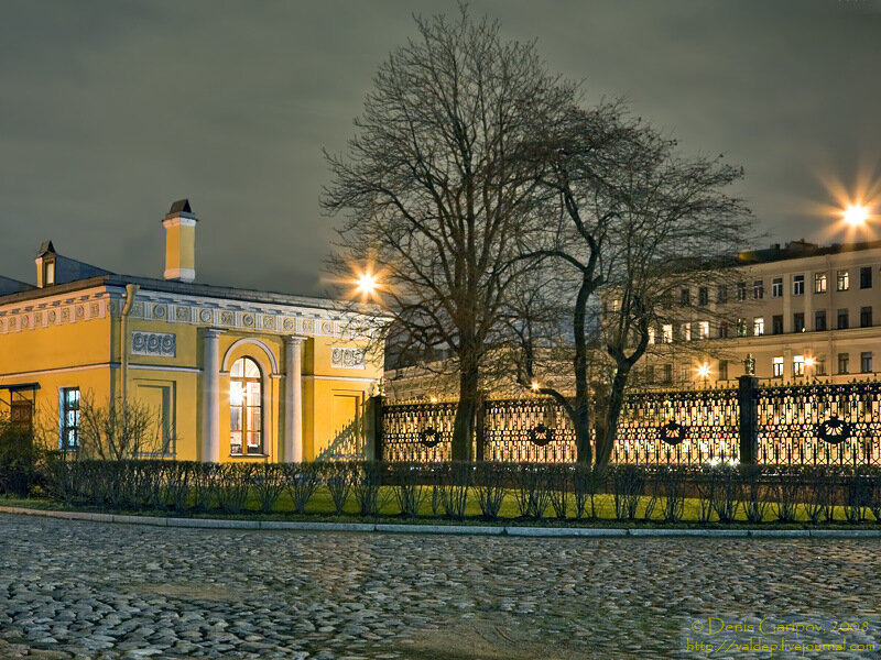 Осенний Санкт-Петербург
