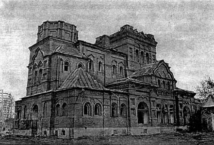Лютиков монастырь
