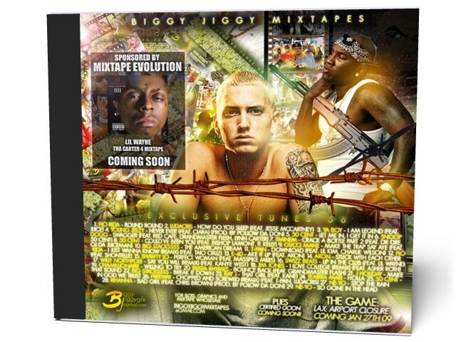 Biggy Jiggy Mixtapes - Exclusive Tunes 56 (2009)