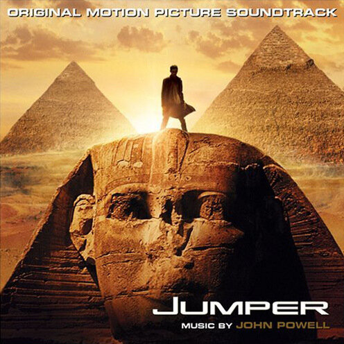 OST Jumper [Soundtrack+Score] / Телепорт (2008)