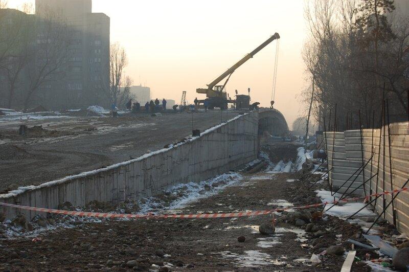 Алматы не хватает денег на Восточную объездную дорогу.