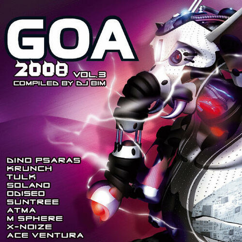 VA - Goa 2008 Vol. 3 (2CD) (2008)