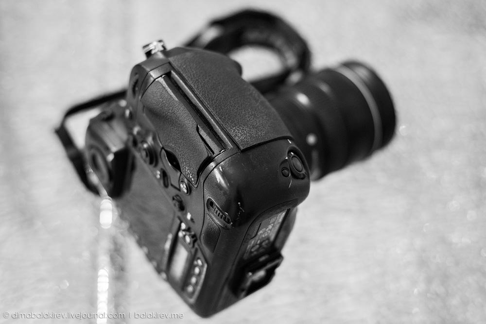 Восстановление резинок камеры и объектива