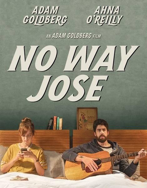 Не может быть, Джоуз / No Way Jose (2015/WEB-DL/WEB-DLRip)