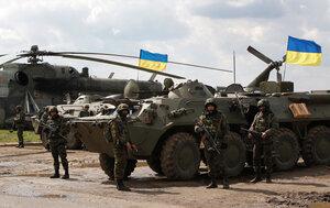 Число жертв на востоке Украины выросло до 3707