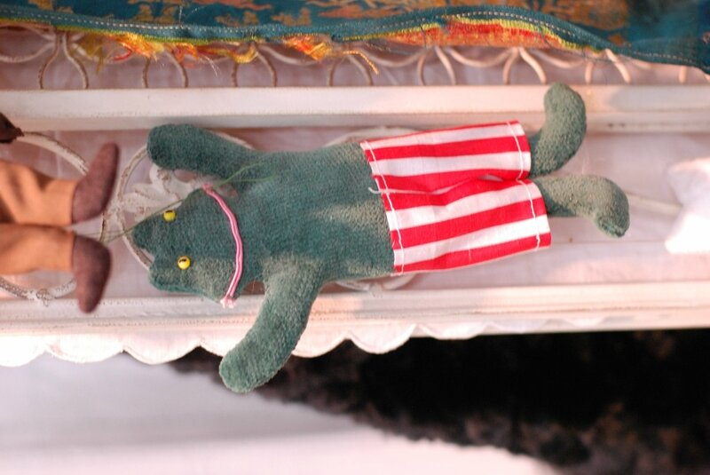 Ква-ква Тишинка 2015. Выставка кукол Moscow Fair