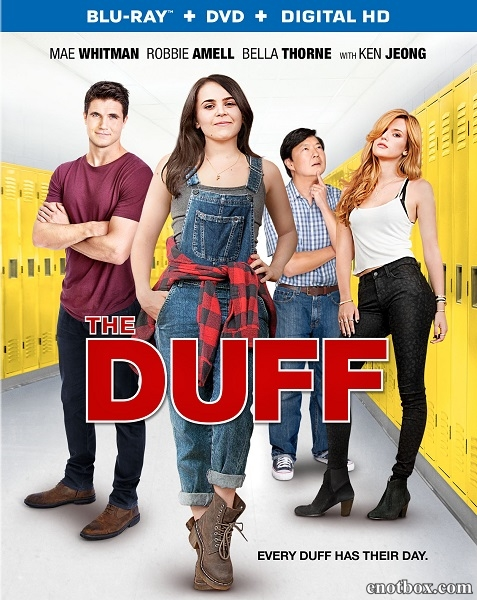 Простушка / The DUFF (2015/BDRip/HDRip)