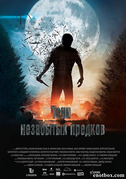 Тени незабытых предков (2013/WEB-DL/WEB-DLRip)