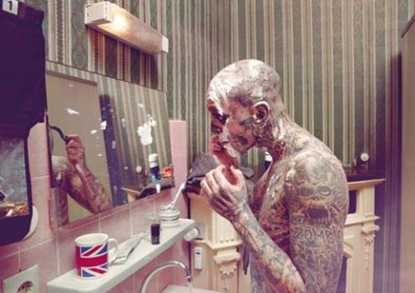 Рик Дженест – парень зомби