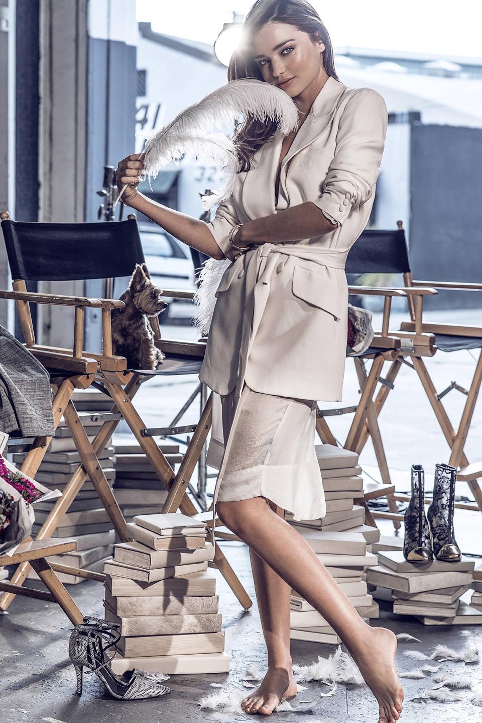 Миранда Керр в рекламе Swarovski