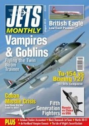 Журнал Jets Monthly 2012-08