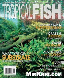 Журнал Tropical Fish Hobbyist №1 2014