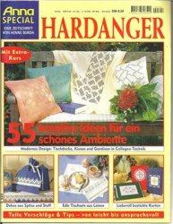 Журнал Anna special E 524  Hardanger