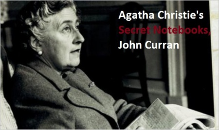 Книга Agatha Christie's Secret Notebooks