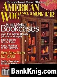 Журнал American Woodworker №118 November 2005