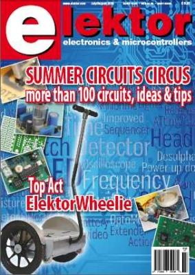Журнал Журнал Elektor Electronics № 07-08 2009