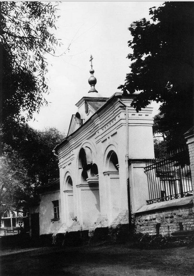 Воскресенский собор. Южные ворота