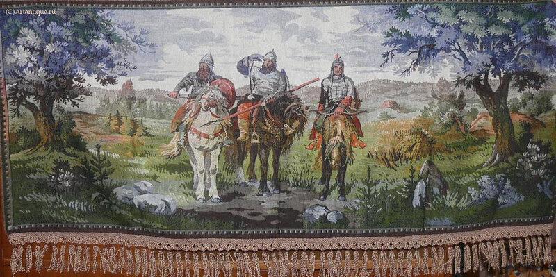 картина васнецова три богатыря - Лучшие схемы в быту.