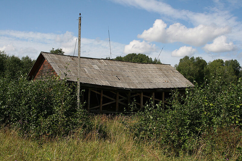 Усадьба Толстых. Старая мастерская
