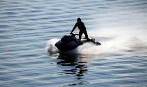 Пять тысяч километров на водном мотоцикле - проехал на спор