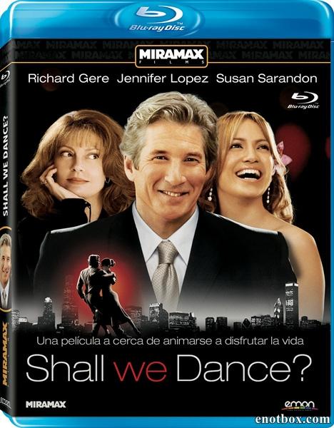 Давайте потанцуем / Shall We Dance (2004/BDRip/HDRip)